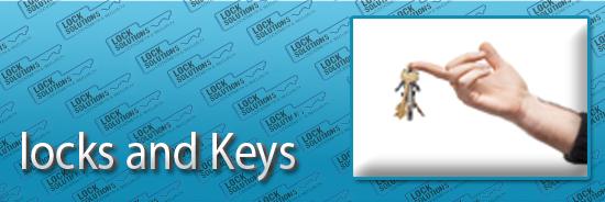 Lock Solutions - Locks and Keys